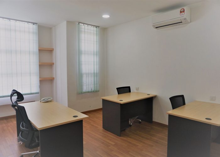 Johor Bahru Virtual Office – Co-Work
